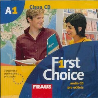 First Choice A1 - CD pro učitele /1ks/