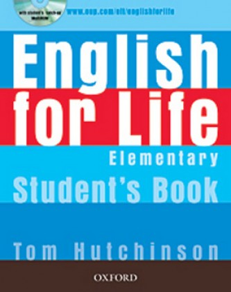 English for Life Elementary Student´s book + MultiROM Pack - Tom Hutchinson