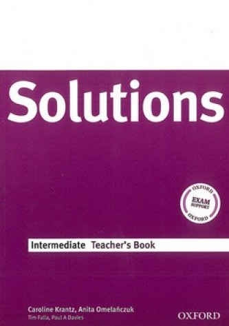 Maturita Solutions Intermediate Teacher's Book