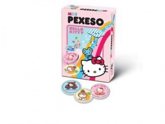 Pexeso Mini - Hello Kitty - neuveden