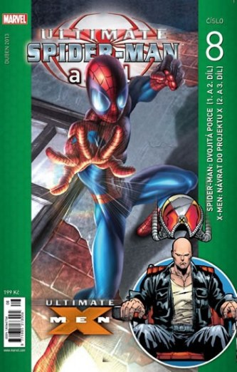 Ultimate Spider-man a spol. 8 - Bendis Brian Michael