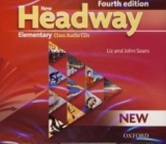 New Headway Fourth Edition Elementary Class Audio CDs /3/ - Soars John and Liz