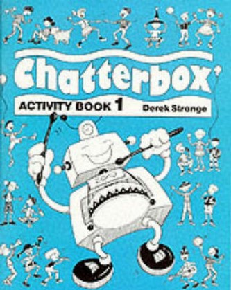 Chatterbox 1 Activity Book - Strange Derek