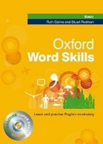 Oxford word skills basic:student´s pack (book CD - Gairns R., Redman S.