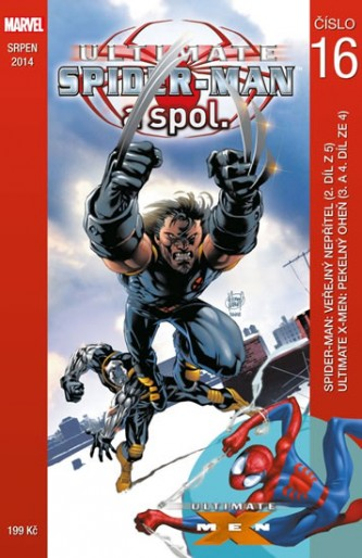 Ultimate Spider-man a spol. 16 - Bendis Brian Michael