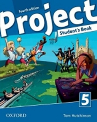 Project Fourth Edition 5 Student´s Book (International English Version) - Hutchinson Tom