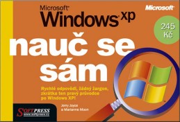 Nauč se sám MS Windows XP - Marianne Moon