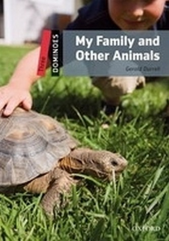 Dominoes Second Edition Level 3 - My Family and Other Animals + MultiRom Pack - Durrell Gerald
