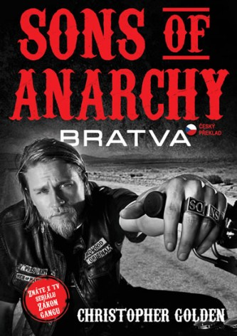 Sons of Anarchy (Zákon gangu) – Bratva - Golden, Christopher
