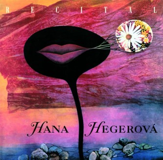 Recital - CD - Hegerová Hana