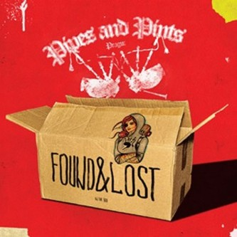 Found And Lost - CD - Pipes & Pints