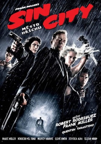 Sin City - DVD - neuveden