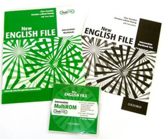 New English file intermediate Workbook key + CD-ROM pack - Clive Oxenden; Christina Latham-Koenig