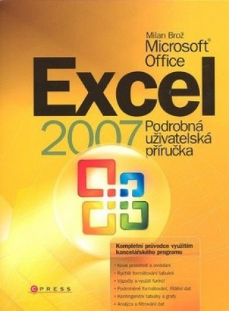 MS Office Excel 2007 - Milan Brož