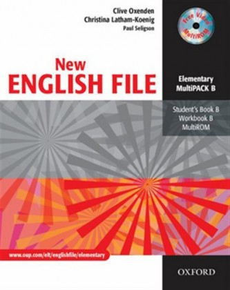 New English File Elementary Multipack B
