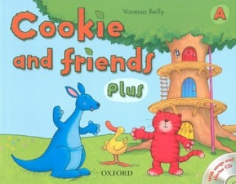 Cookie and friends Plus A - Vanessa Reilly