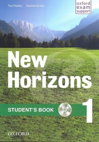New Horizons 1 Student´s Book