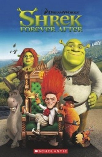 Shrek Forever After + CD